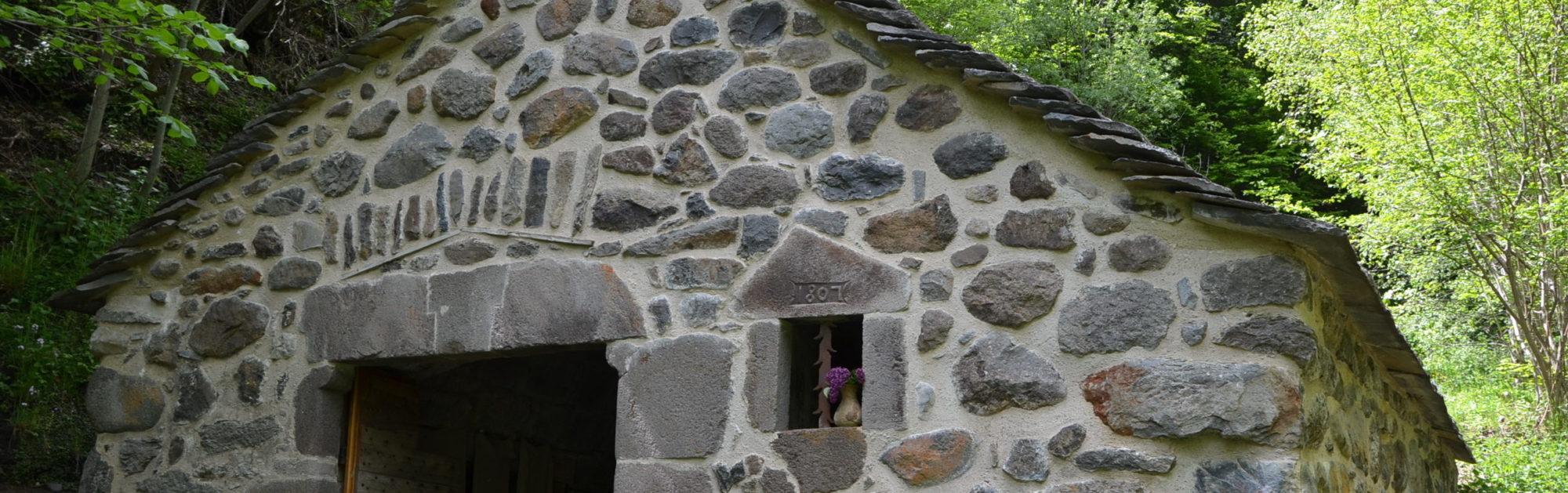 Le moulin de Drils. Photo ©Alta Terra
