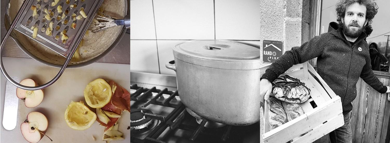 Cuisine maison et produits locaux à l'honneur! Photos ©Alta Terra et ©Eve Hilaire
