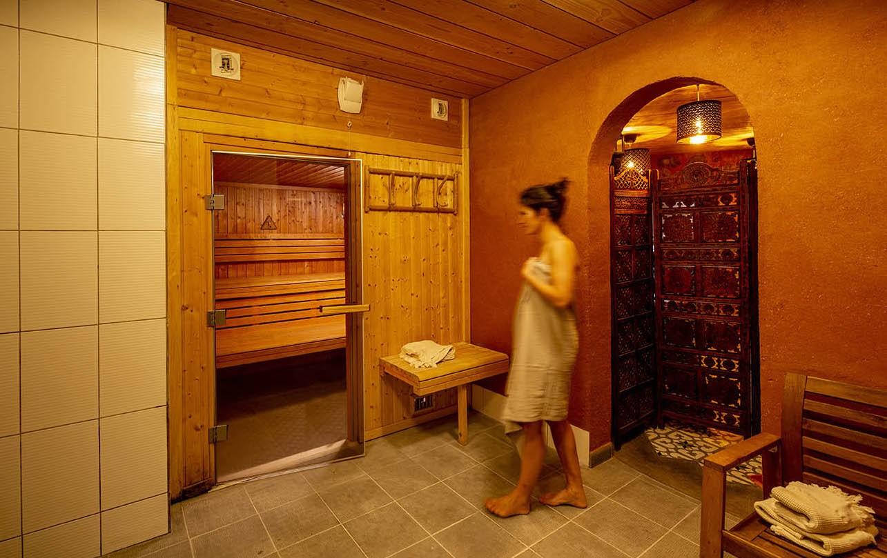 Bienvenue dans l'espace détente de la Maison d'hôtes Alta Terra. Photo ©Pierre Soissons